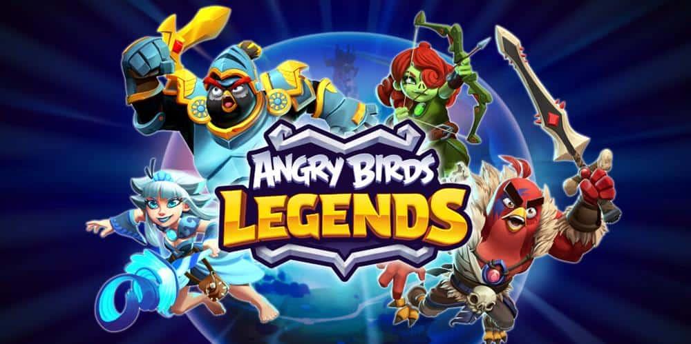 """Angry Birds Legends é mais um """"Gacha RPG"""" para Android e iOS"""