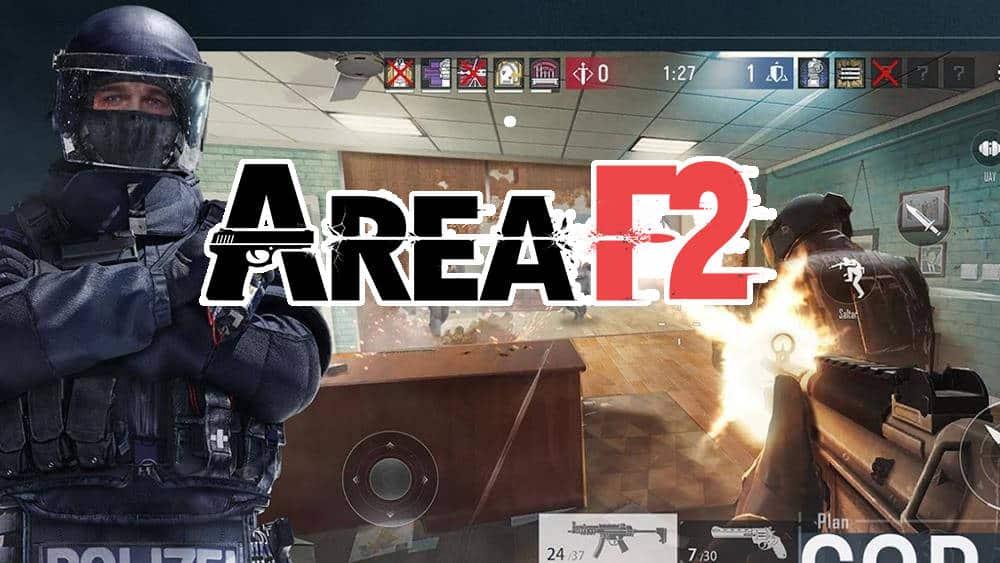 Area F2 está em pré-registro na Google Play