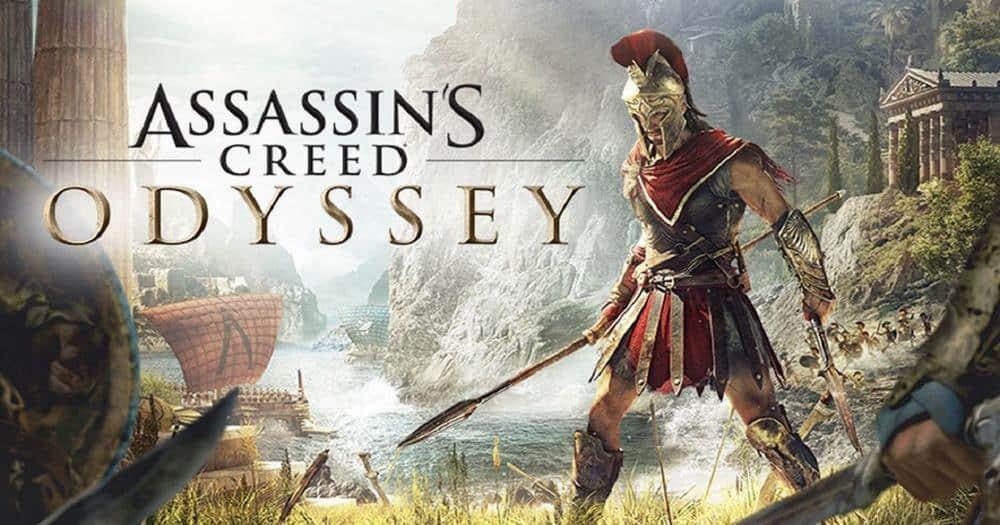 assassins-creed-odyssey-android Você pode jogar Assassin's Creed Odyssey no Android neste fim de semana