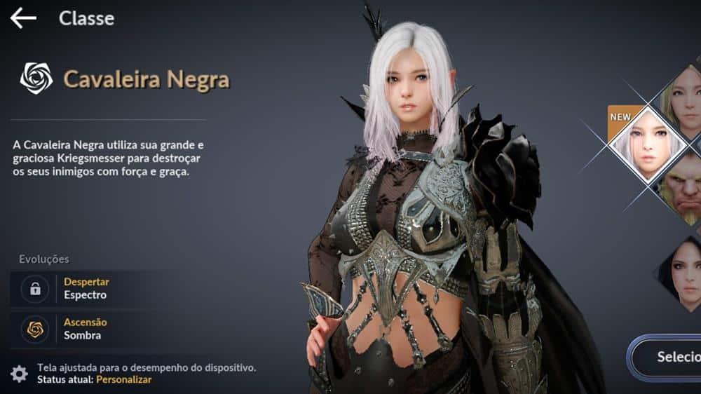 black-desert-atualizacao-dark-knight Black Desert Mobile ganha tradução em português e nova classe