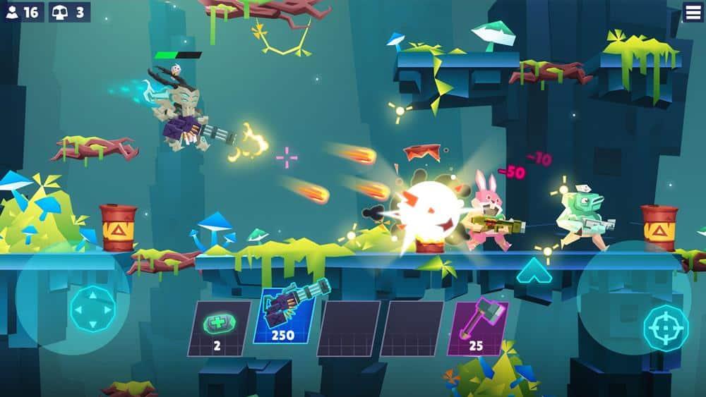 bullet-league Novos Jogos para Android e iOS [12/03/2020]