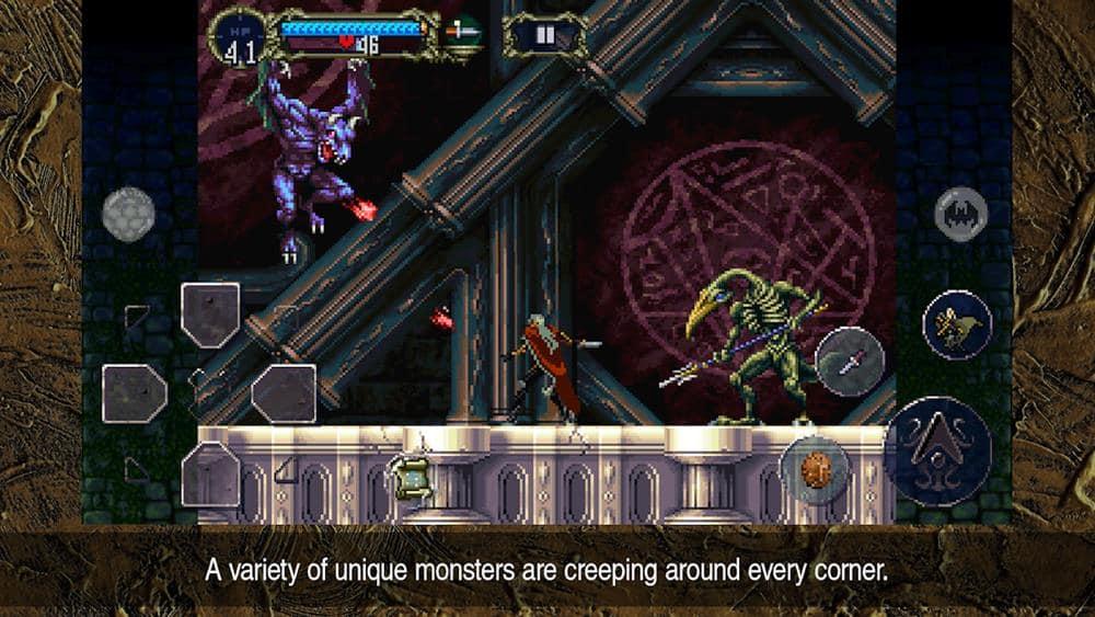 castlevania-symphony-of-the-night-android-ios-1 Melhores e Piores Jogos de Android e iOS em 2020 (Surpresas e Decepções)