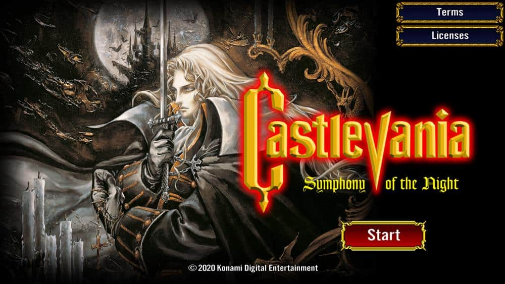 castlevania-symphony-of-the-night-android-ios Castlevania Symphony of the Night por R$0,99 no Android