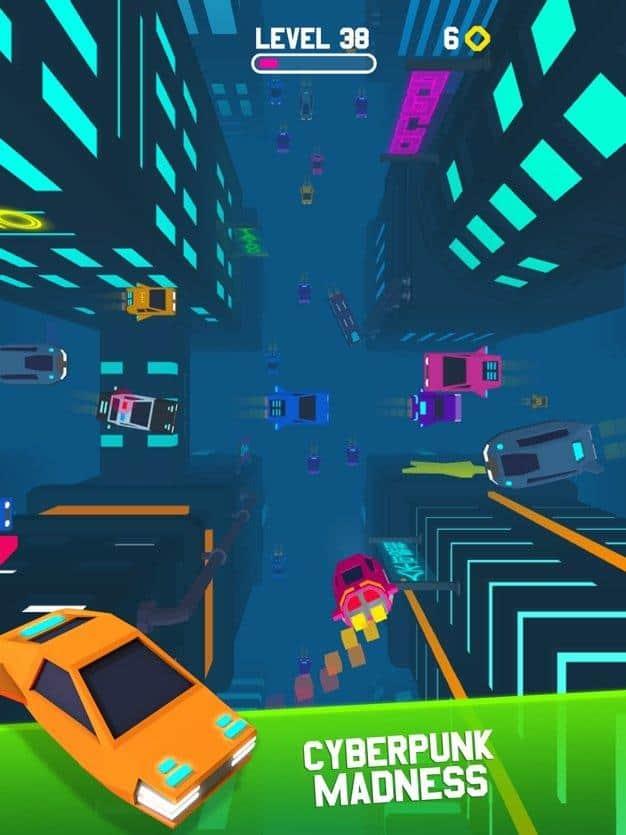 cyber-drive-ios Novos Jogos para Android e iOS [12/03/2020]