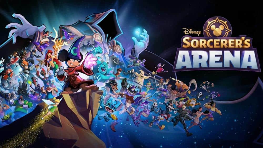 disney-sorcery-arena Disney Sorcerer's Arena é lançado nos celulares