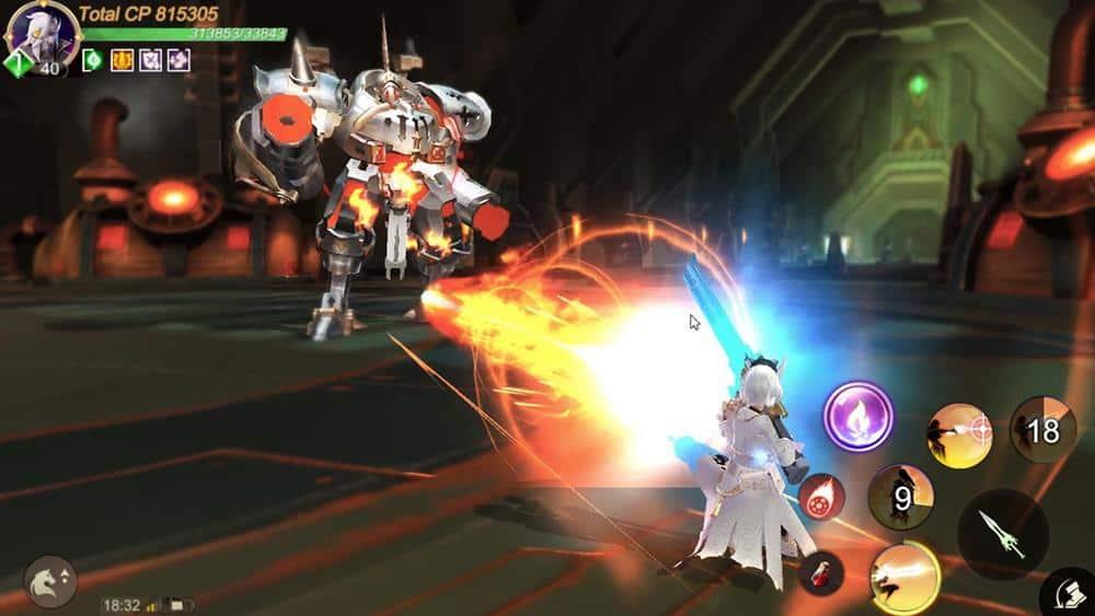 eternal-sword-m-android-ios-1 Eternal Sword M chega aos celulares todo em português
