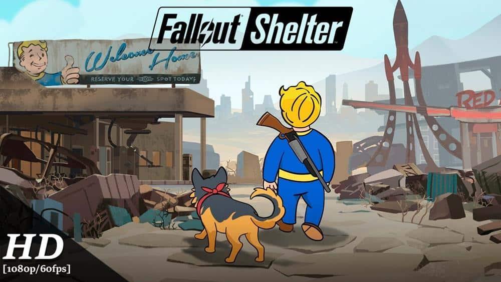 fallout-shelter-online-android-ios Fallout Shelter Online vai ganhar versão em inglês