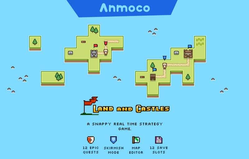 land-and-castle-ios-game Novos Jogos para Android e iOS [19/03/2020]