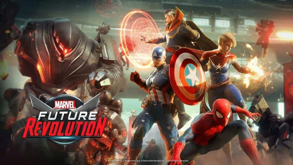 marvel-future-revolution-android-ios Marvel Future Revolution: novo jogo para Android e iOS será um MMORPG