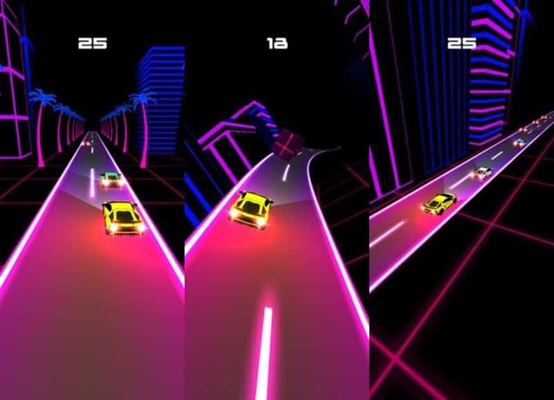 night-rider-ios-game Novos Jogos para Android e iOS [19/03/2020]