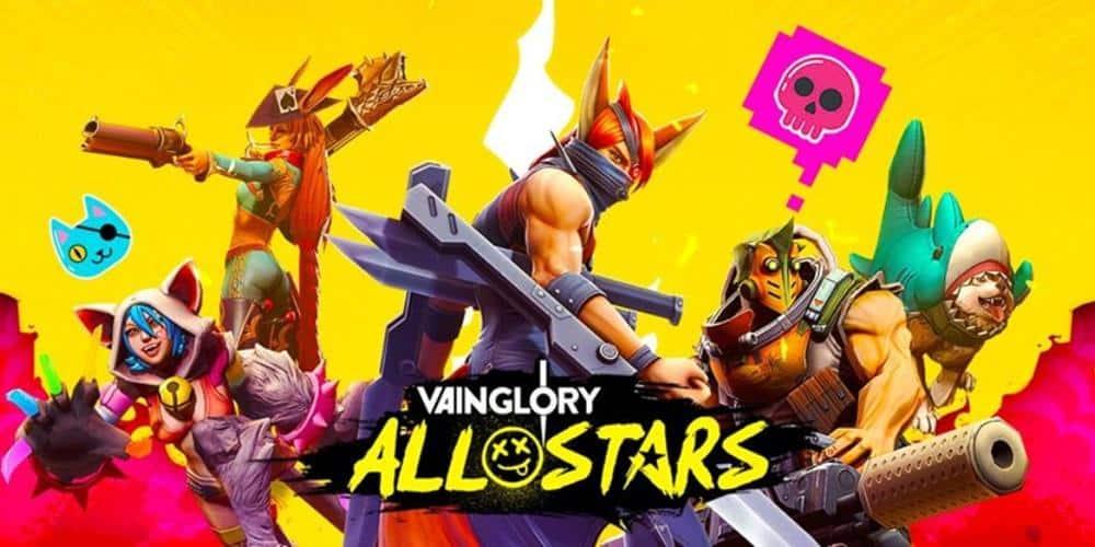 Vainglory All Stars está em testes no Brasil (versão Android)