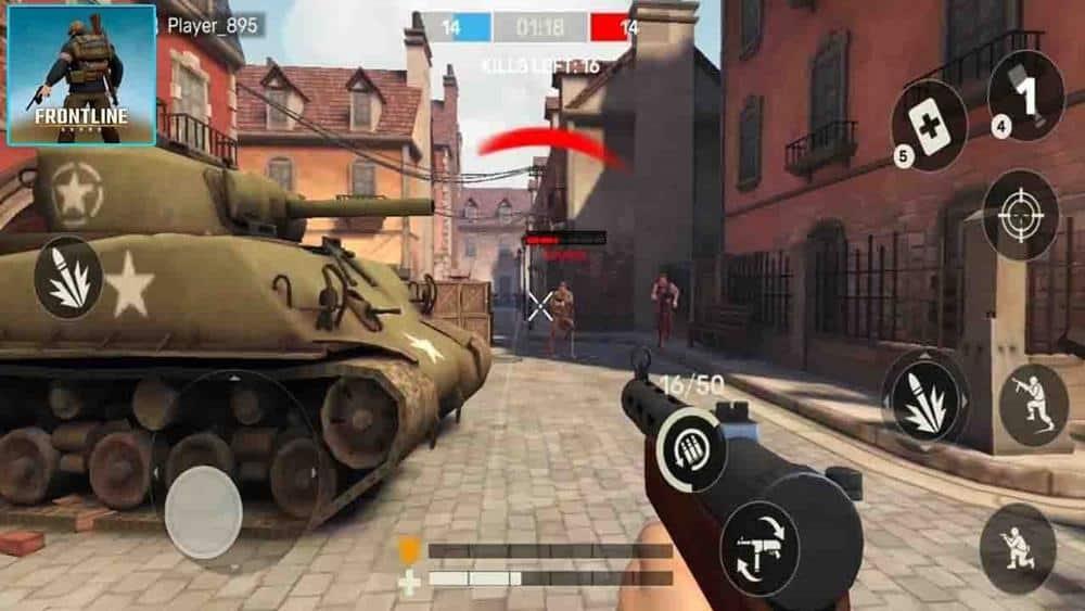 Frontline-Guard-WW2-Online-1 Novos Jogos para Android e iOS [09/04/2020]