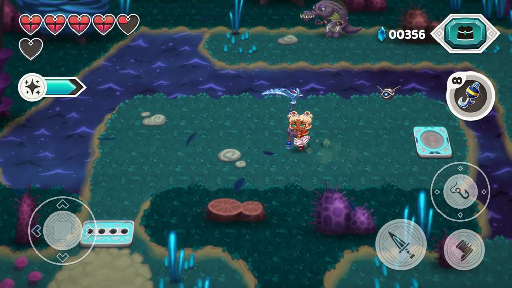 Legend-of-Skyfish-2-iphone Novos Jogos para Android e iOS [09/04/2020]