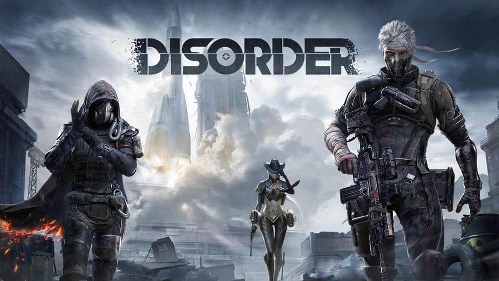 disorder-android-ios Disorder: novo jogo de tiro da NetEase é lançado globalmente no Android, iOS e PC