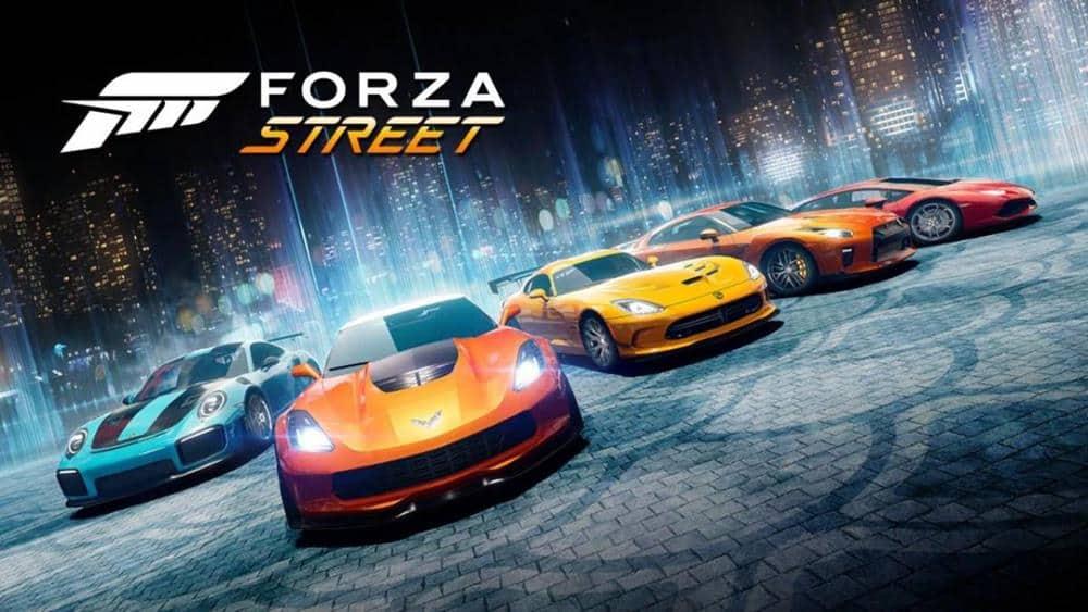 Forza Street será lançado em maio no Android, iOS e Windows 10