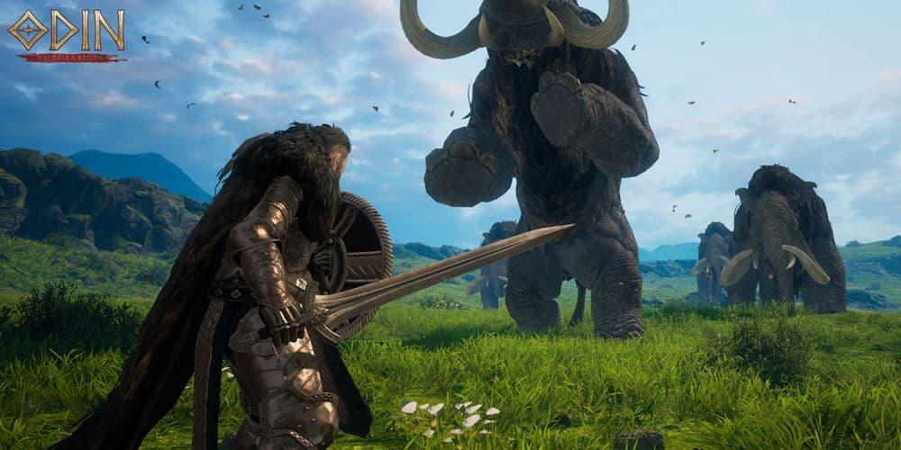 Odin-Valhalla-Rising-screenshot-1 ODIN Valhalla Rising: game com Unreal Engine 4 é um MMORPG, veja detalhes!