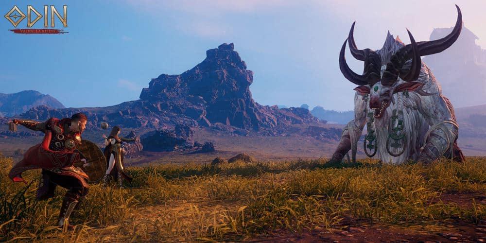 Odin-Valhalla-Rising-screenshot-2 ODIN Valhalla Rising: game com Unreal Engine 4 é um MMORPG, veja detalhes!