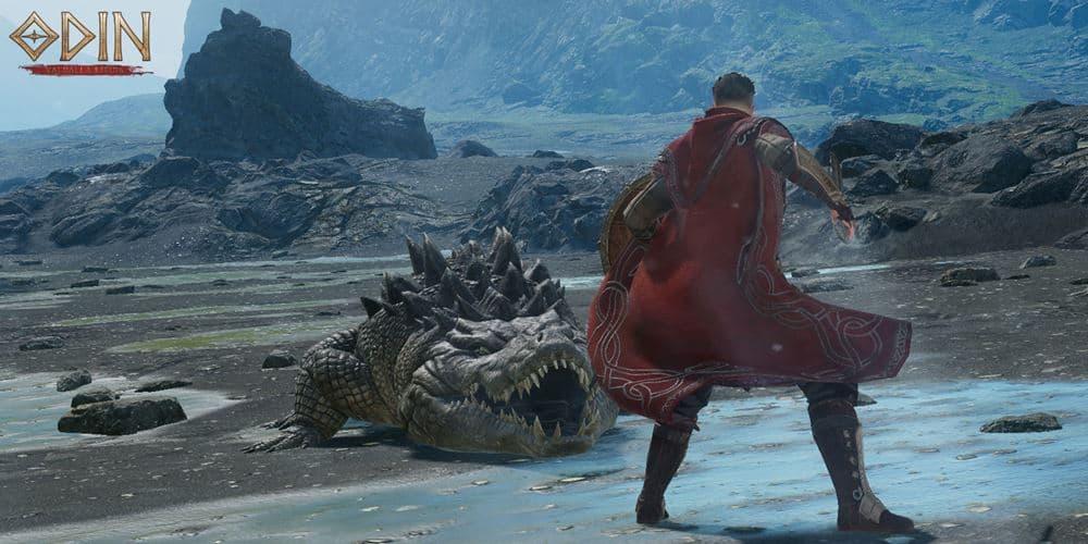 Odin-Valhalla-Rising-screenshot-3 ODIN Valhalla Rising: game com Unreal Engine 4 é um MMORPG, veja detalhes!