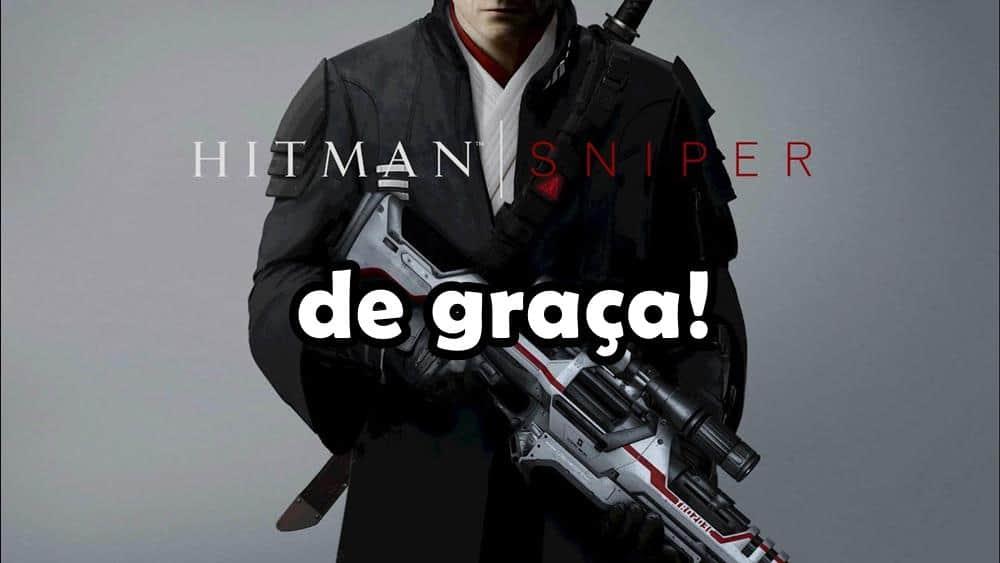 hitman-sniper-promocao Jogos Pagos que estão de graça no Android (16-05-2020)