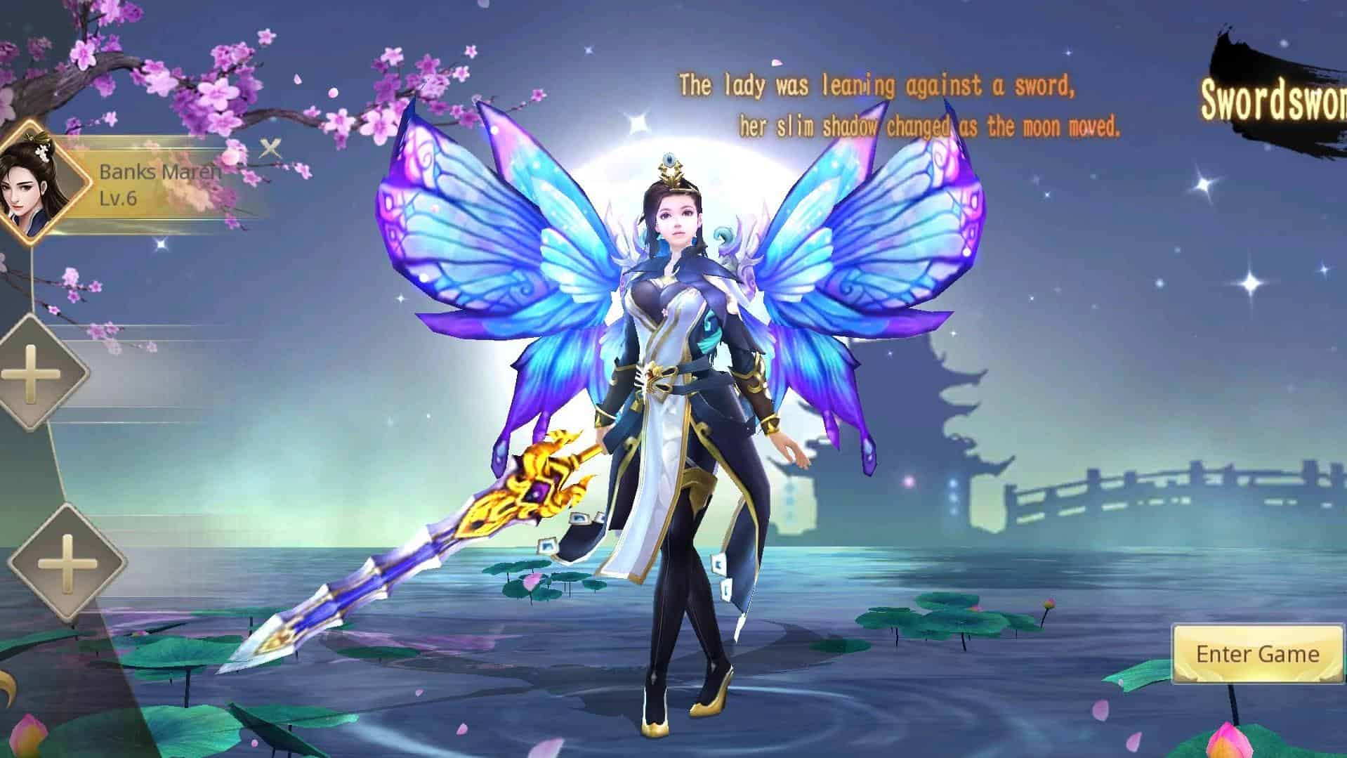 """immortal-destiny-android-game-1 Immortal Destiny é um MMORPG que já vem """"no automático"""""""
