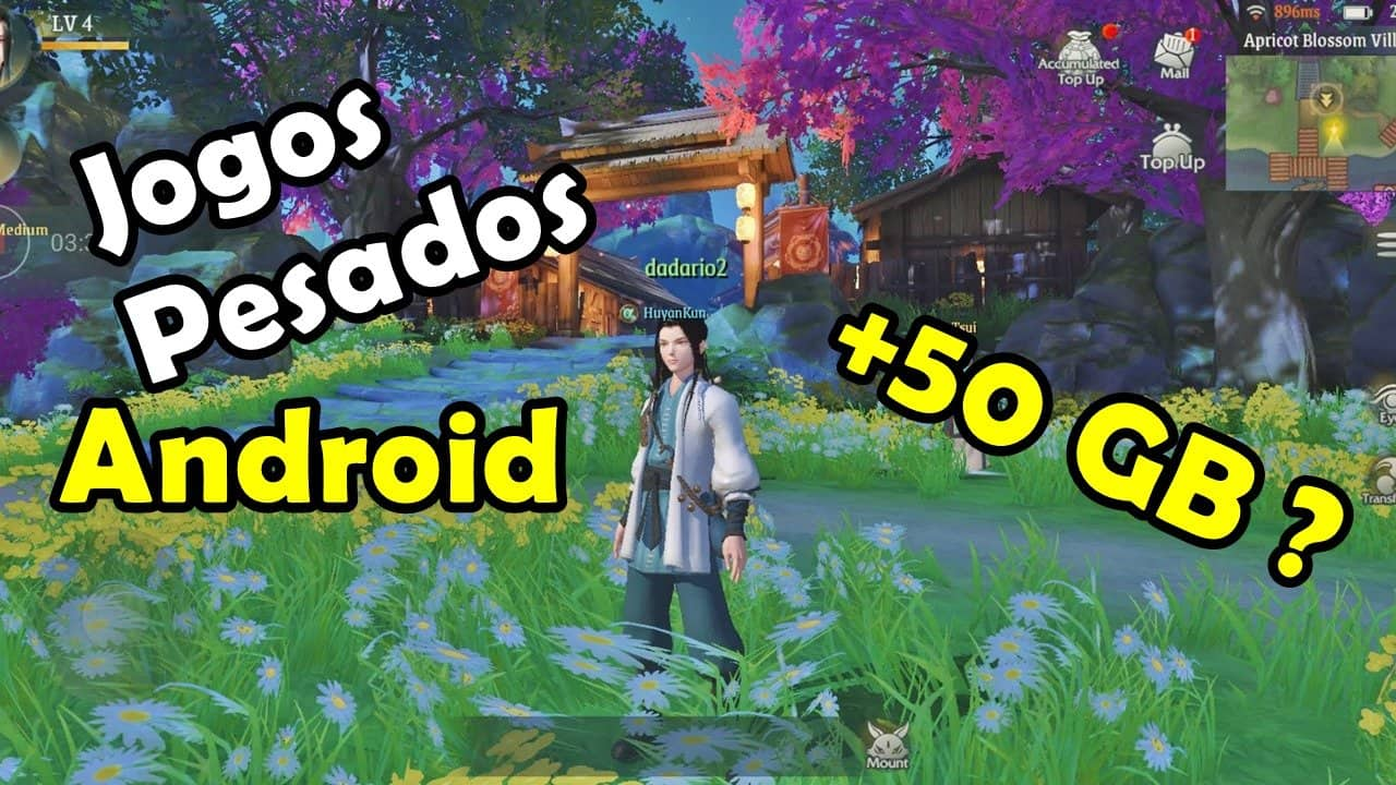 jogos-pesados-android-2020 Os 10 Jogos mais PESADOS do Android em 2020 (até agora)