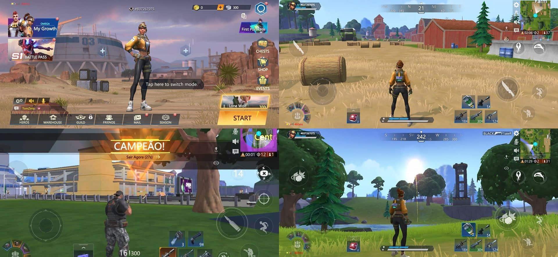 omega-legends-montagem Novos Jogos para Android e iOS (01-06-2020)