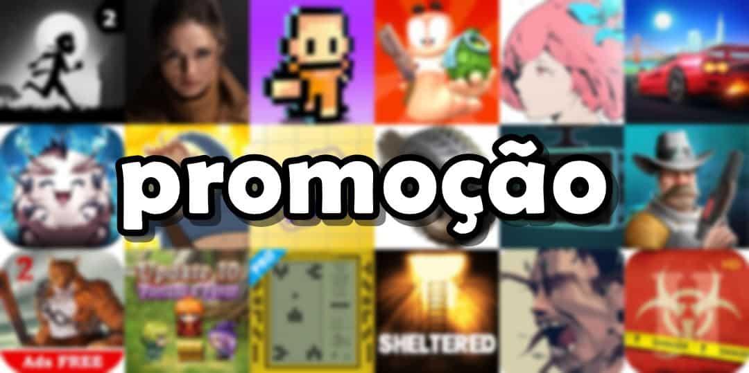 58 Jogos Pagos de Graça ou em Promoção no Android [29-05-2020]