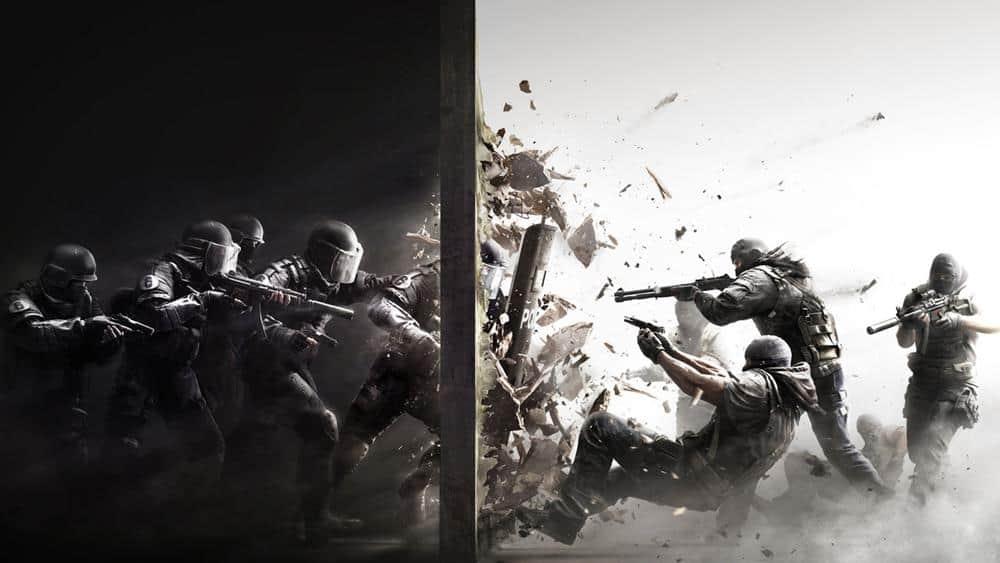 rainbowsixsiege Ubisoft processa Area F2 por semelhanças com Rainbow Six Siege
