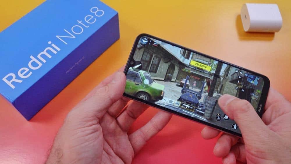 redmi-note-8 Smartphones Baratos para Games em 2020 (No Brasil R$ 1100 a R$ 2000)