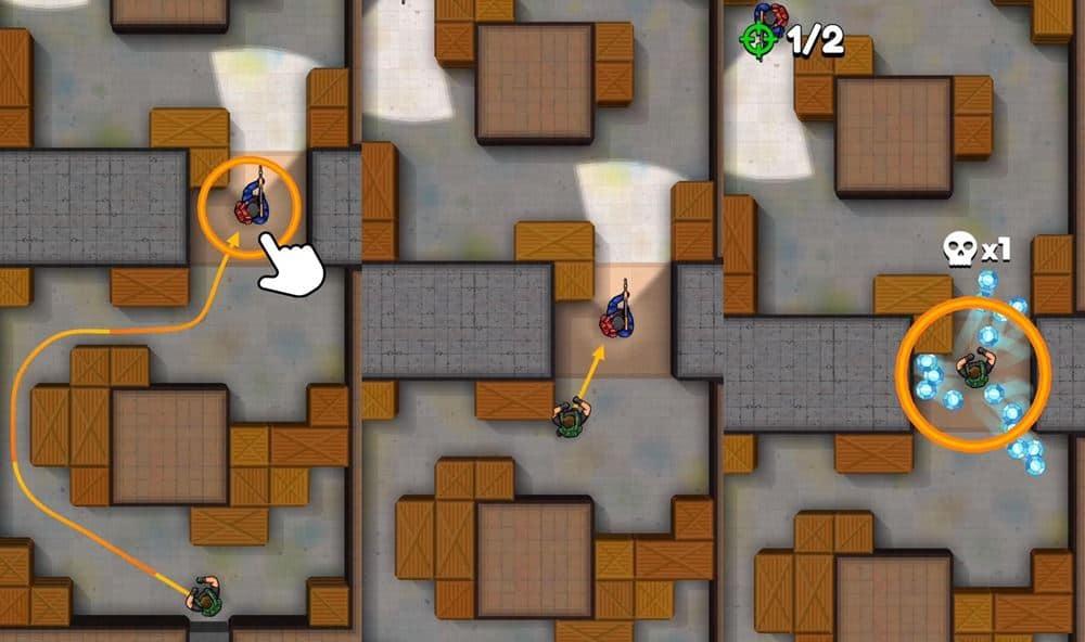 assassino-cacador-jogo-android-offline Assassino Caçador – Jogo OFFLINE para Android
