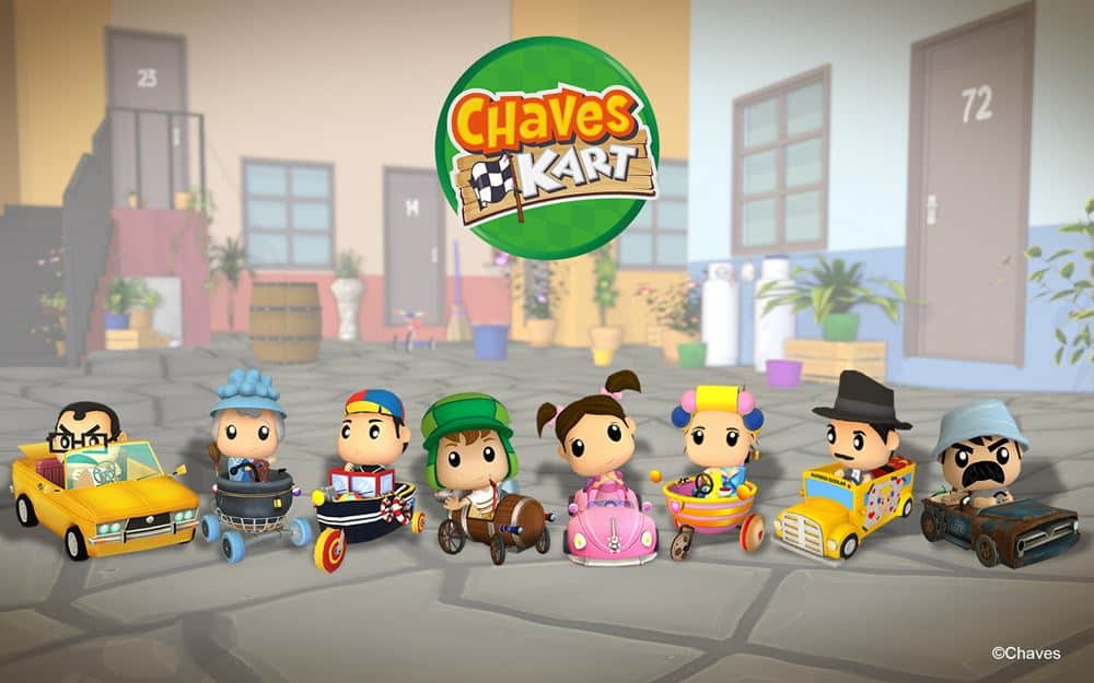 chaves-kart-2020-android-ios Chaves Kart é (re)lançado para Android e iOS no Brasil