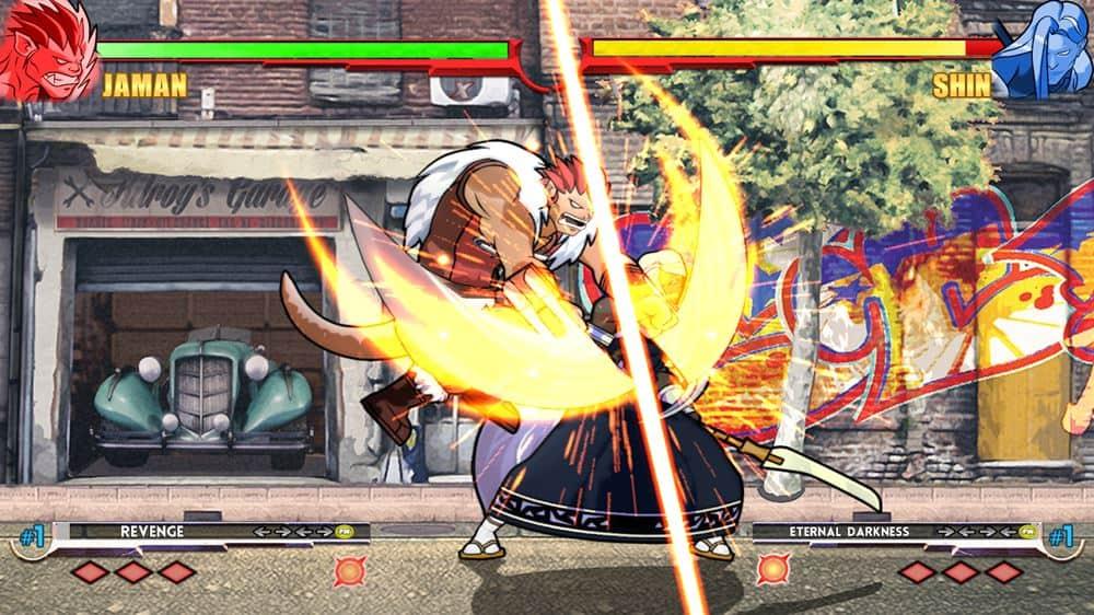dual-souls-jogo-de-luta-offline-1 Dual Souls: Jogo de Luta OFFLINE para Android