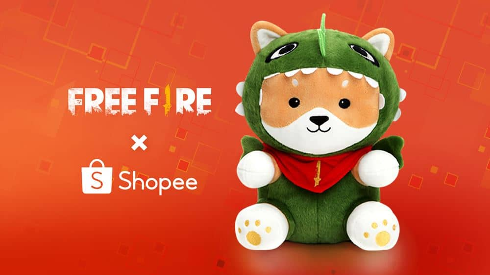 free-fire-produtos-shopee-1 Free Fire inaugura loja oficial com pelúcias, mochilas e até chinelos