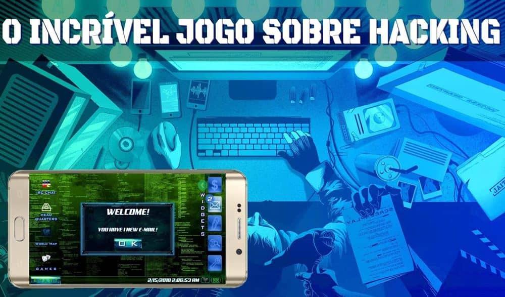 hacker-solitario 55 Jogos Pagos de Graça ou em Promoção no Android [12-06-2020]