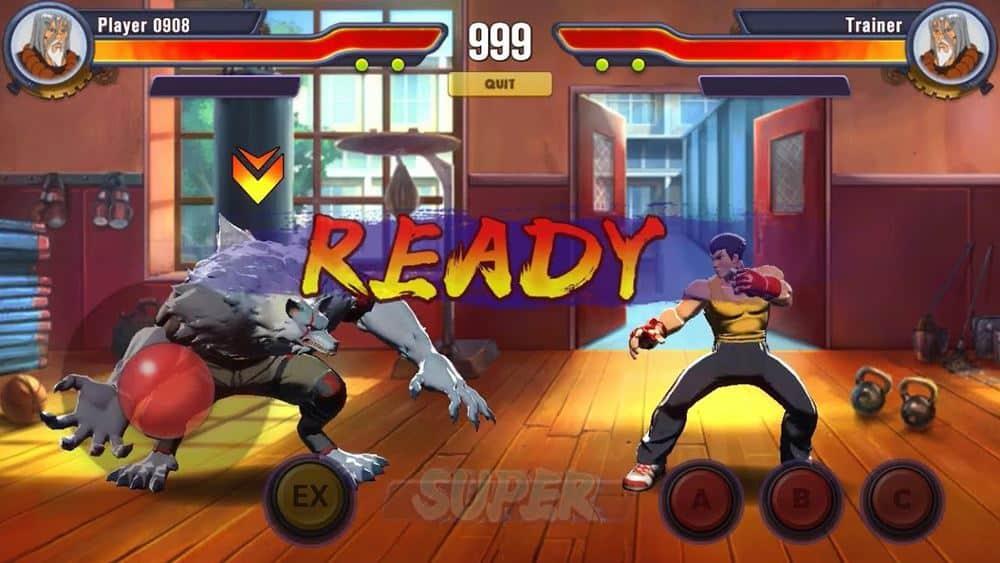 hero-versus-android 25 Jogos para jogar com Controle no Android em 2020