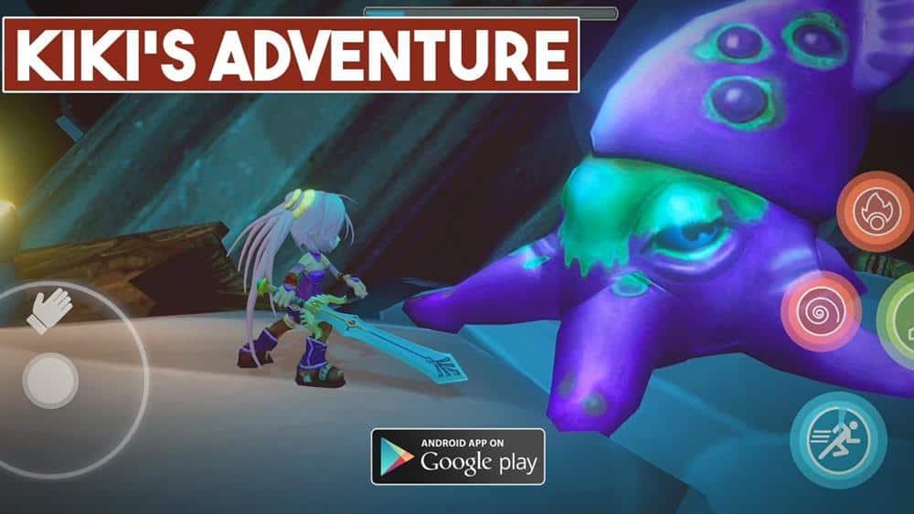 kikis-adventure-android Kiki's Adventure Mobile: jogo OFFLINE para Android