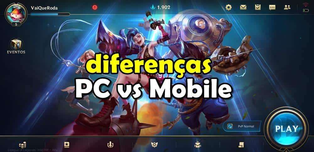 league-of-legends-wild-rift-teste-1 League of Legends: Mobile vs PC, quais as diferenças?