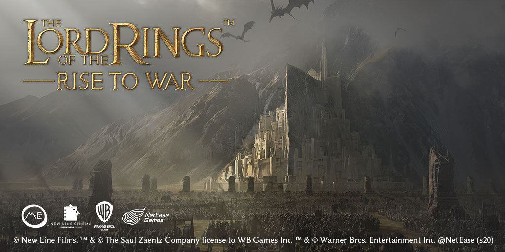 lord-of-the-rings-rise-to-war Novos Jogos Android e iOS que chegam em 2021