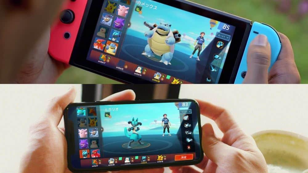 pokemon-unite-android-ios-switch Pokémon Unite: primeiro MOBA da franquia tem versão para Android e iOS