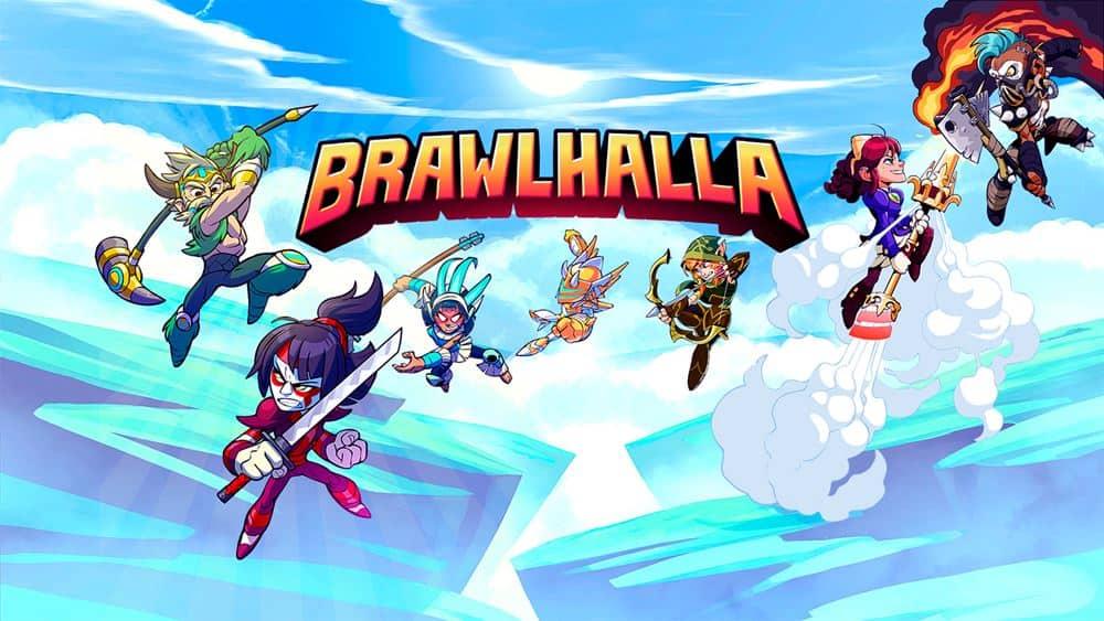 Brawlhalla-android-ios Brawlhalla em pré-registro no Android