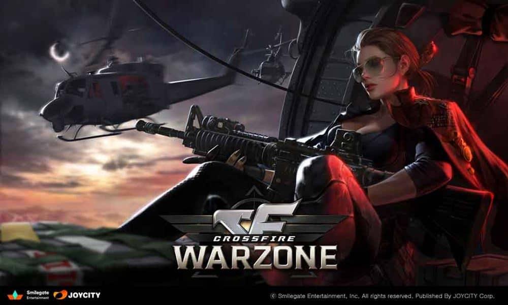 Crossfire-Warzone-iOS-Android Crossfire: Warzone já está disponível para baixar no Android e iOS