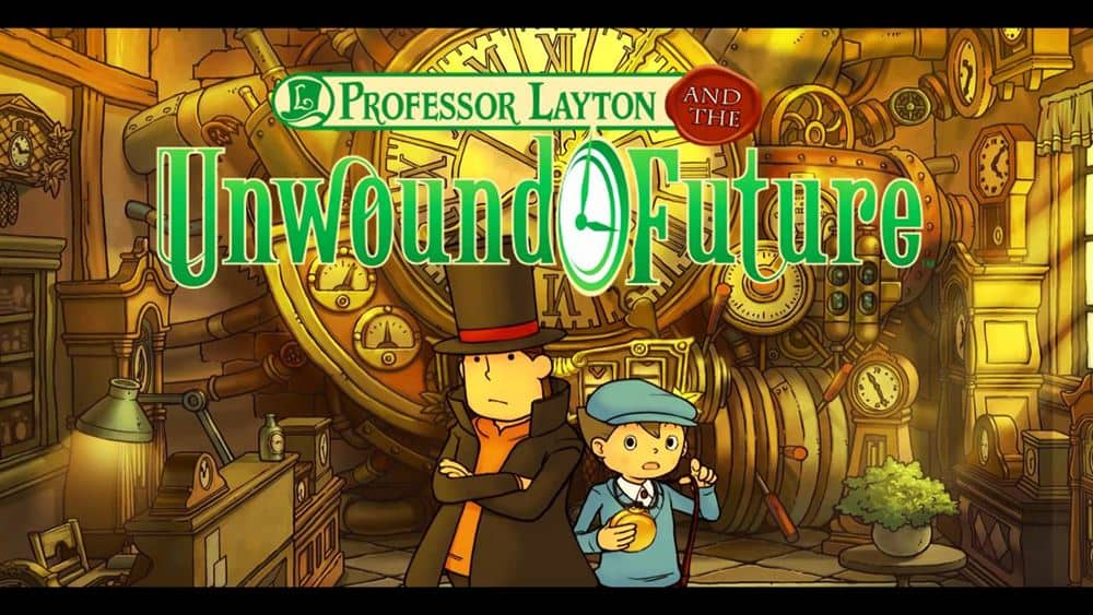 "Professor-Layton-and-the-Unwound-Future-lost-future Professor Layton Lost Future traz aventura e suspense em um ""jogo pago"" e Offline"