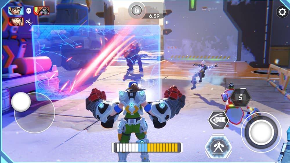 """Respawnables-Heroes-android-apk Respawnables Heroes: O """"Overwatch"""" da Digital Legends chega em acesso antecipado no Android"""