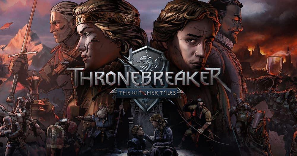 Thronebreaker: The Witcher Tales chega de surpresa no iOS