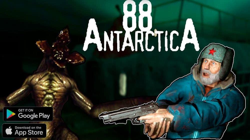 antarctica-88-android-ios Antartica 88: FPS Offline para Android e iOS (GRÁTIS)