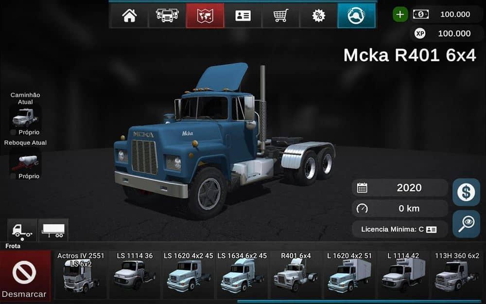 grand-truck-simulator-2-android-lancamento-1 Grand Truck Simulator 2: jogo com caminhões brasileiros está disponível para baixar no Android