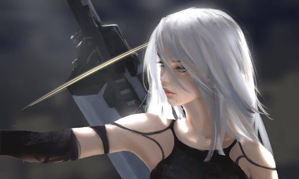 nier-reincarnation-a2 NieR Re[in]carnation tem gameplay revelado e é melhor do que esperávamos