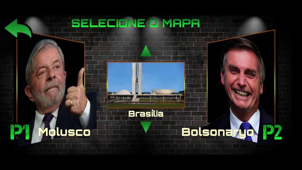 politicos-memes-combat Políticos Memes Kombat: Game para Celular coloca Bolsonaro, Lula, Ciro e Temer para lutar