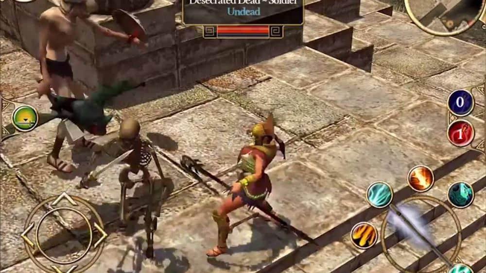 titan-quest-android-ios Titan Quest por R$10 e mais: veja jogos em promoção no Android