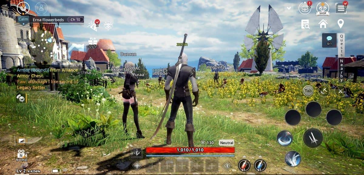v4-nexon-lancamento-android-ios V4: Novo MMORPG da Nexon chega para Android, iOS e PC